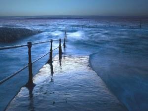 Underwater-path